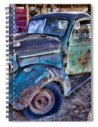 My Old Truck Spiral Notebook