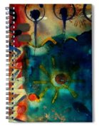 My Own Painted Desert - Wip Spiral Notebook