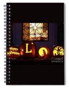 My Pumpkins Spiral Notebook