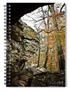 My Rock My Shelter Spiral Notebook