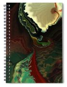My What A Lovely Apocalypse Spiral Notebook