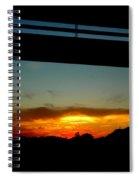My Window Spiral Notebook