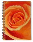 My Wonderful Rose Spiral Notebook