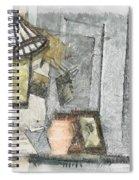 My World Spiral Notebook