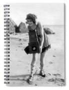Myrtle Lind (1901-1966) Spiral Notebook