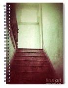 Mysterious Stairway Spiral Notebook