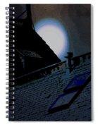 Mystery Spiral Notebook
