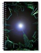 Mystic Moon Spiral Notebook
