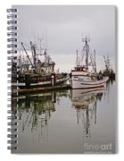 Nafco Fishing Boat Spiral Notebook