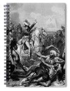 Napoleon, (1769-1821) Spiral Notebook