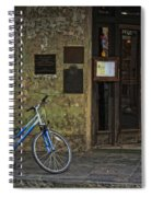 Napoleon House New Orleans Spiral Notebook