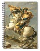 Napoleon Spiral Notebook