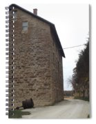 Narrow Dirt Road Spiral Notebook