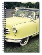 Nash Rambler Spiral Notebook