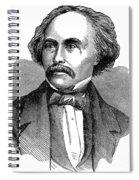 Nathaniel Hawhtorne Spiral Notebook