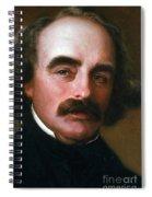 Nathaniel Hawthorne Spiral Notebook