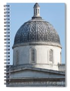 National Gallery Cupola Spiral Notebook