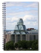 National Gallery Of Canada - Ottawa Spiral Notebook