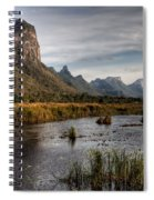 National Park Thailand Spiral Notebook