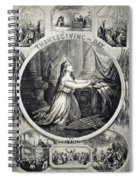 National Thanksgiving Spiral Notebook