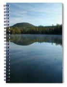 Natural Arrow Spiral Notebook