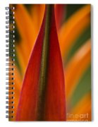 Natural Form Spiral Notebook