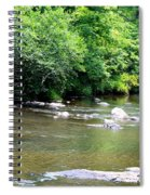 Natural Spring Water Spiral Notebook