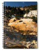 Natural Steam Engine Spiral Notebook