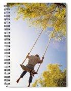 Natural Swing Spiral Notebook