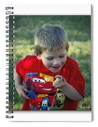 Nature Discovery Spiral Notebook