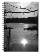 Nature Reflection Spiral Notebook