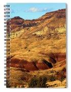 Natures Art Spiral Notebook