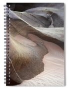 Nature's Artistry In Stone Spiral Notebook