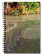 Nature's Brushstrokes Spiral Notebook