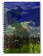 Nature's Child Spiral Notebook