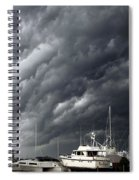Nature's Fury Spiral Notebook