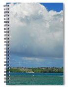 Natures Grandeur Spiral Notebook