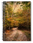 Nature's Harmony Spiral Notebook