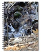 Natures Ice Maker Spiral Notebook