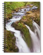 Nature's Majesty Spiral Notebook