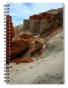 Natures Palette Spiral Notebook