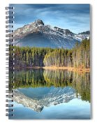 Nature's Reflections Spiral Notebook