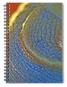 Nature's Slug Skin Spiral Notebook