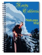 Natures Way 5 Spiral Notebook