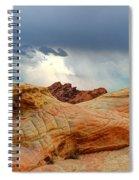 Natures Wonders Spiral Notebook