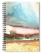 Navalperal De Pinares 01 Spiral Notebook