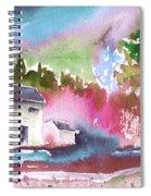 Navalperal De Pinares 02 Spiral Notebook