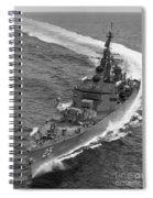 Navy: Uss Bainbridge, 1968 Spiral Notebook