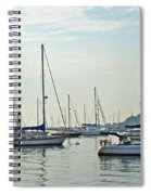 Ne-mast-e    Greetings To A New Day Spiral Notebook