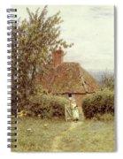 Near Haslemere Spiral Notebook